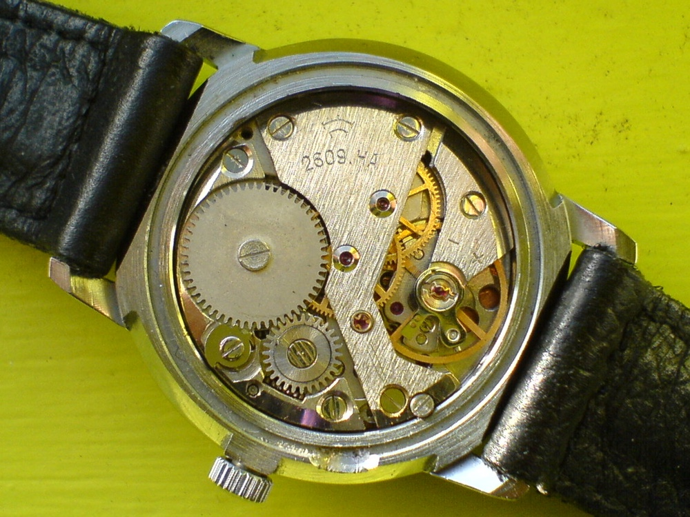 raketa 2609.HA (17 Jewels)